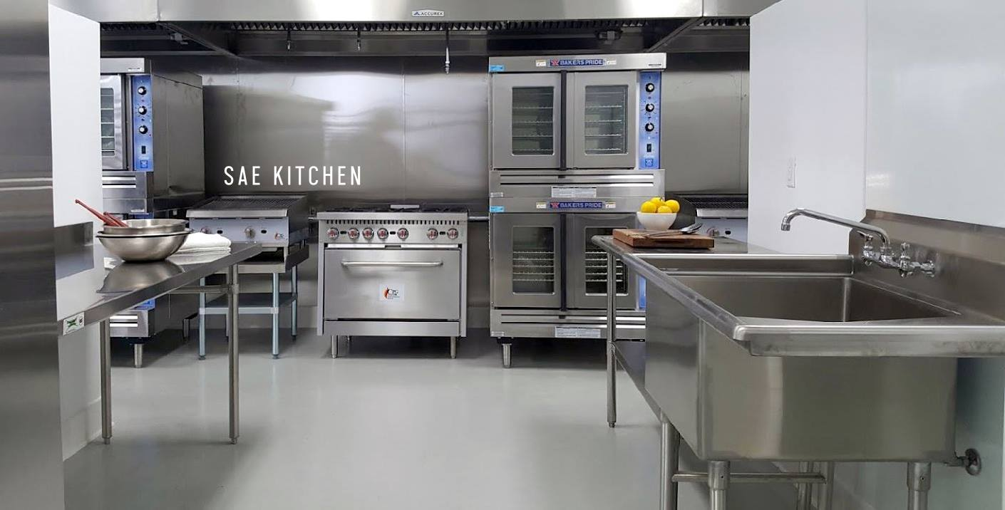 Commonly Called A Commercial Kitchen Or It S Dedicated E For The Preperation And Storage Of Food Products